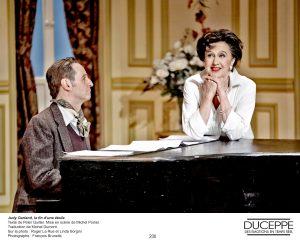 Judy Garland et son pianiste