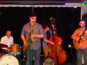 St-Roch Quartet à la Ninkasi
