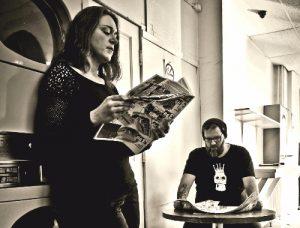 Lucie Love présente le EP Femmes filantes