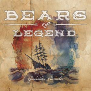 Nouvel album Ghostwritten Chronicles  de Bears of Legend