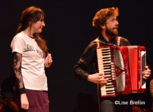 Pause musicale: Chantal Dupuis et Bertrand Alain