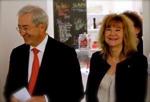 Jean-Louis Souman et Ingrid Lemm (Auberge Saint-Antoine)