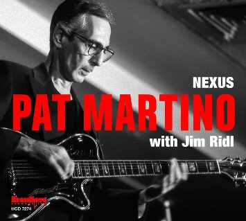 NEXUS de Pat Martino avec Jim Ridl