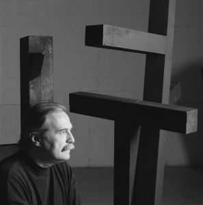 Roland Poulin, 1994, tirage argentique. Photo Richard-Max Tremblay ©