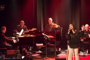 Catalina et ses musiciens