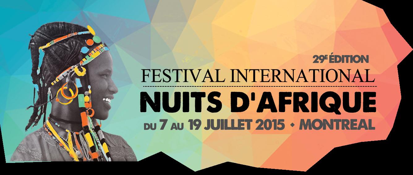 29e Festival International Nuits d'Afrique de Montréa