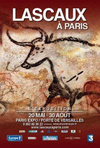 LASCAUX A PARIS