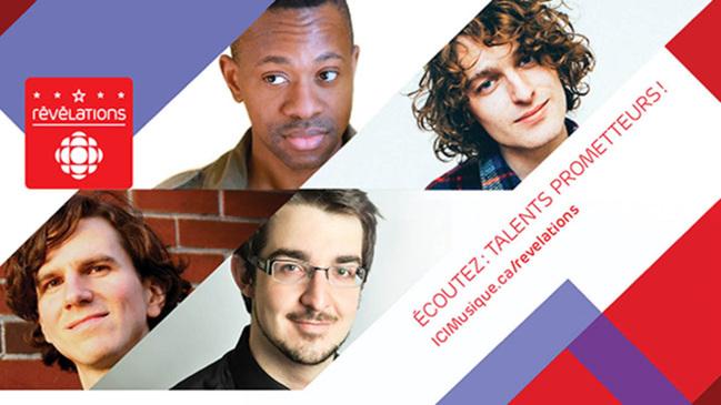 Révélations Radio-Canada 2015-2016