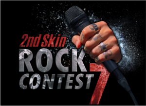 Le grand retour du 2ndSkin Rock Contest !