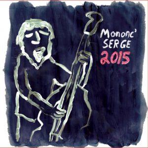 Le nouvel album de Mononc' Serge  © photo: courtoisie