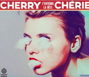 Cherry Chérie - lancement de l'album J'entends la bête