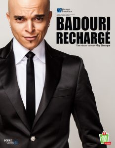 Rachid Badouri © photo: courtoisie