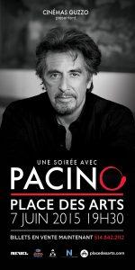 Al Pacino © photo: courtoisie