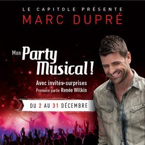 Marc Dupré - Mon Party Musical