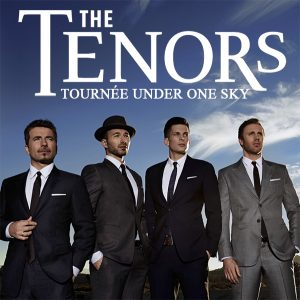 The Tenors © photo: courtoisie