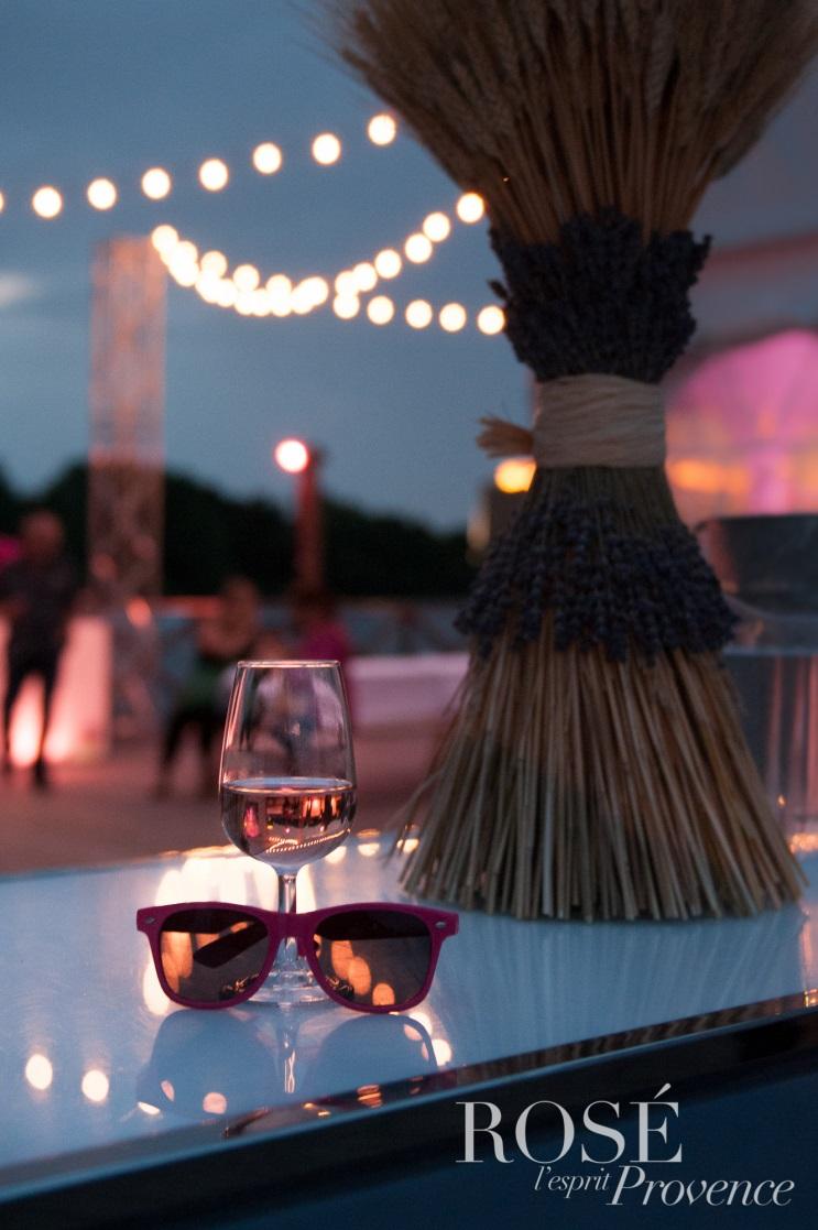 Rosés de Provence © photo: courtoisie