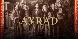 Les membres du groupe Ayrad