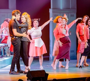 La comédie musicale «Grease»