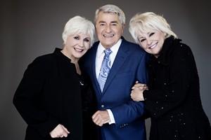 Renée Martel, Michel Louvain et Chantal Pary