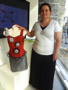 Natalia a gagné le 1er prix du jury