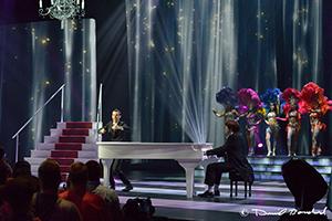 Numéro d'ouverture du Gala d'Olivier Martineau