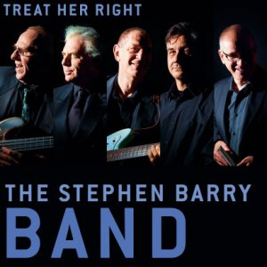 Le Stephen Barry Band © photo: courtoisie