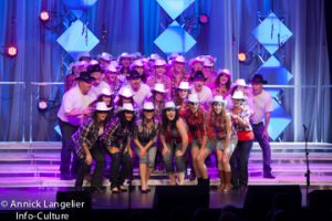 Groupe Vocal Cadence 2015