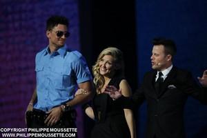 Véro et Louis avec Police Dion