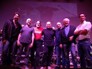 Le groupe rock-progressif italien PFM © photo: courtoisie