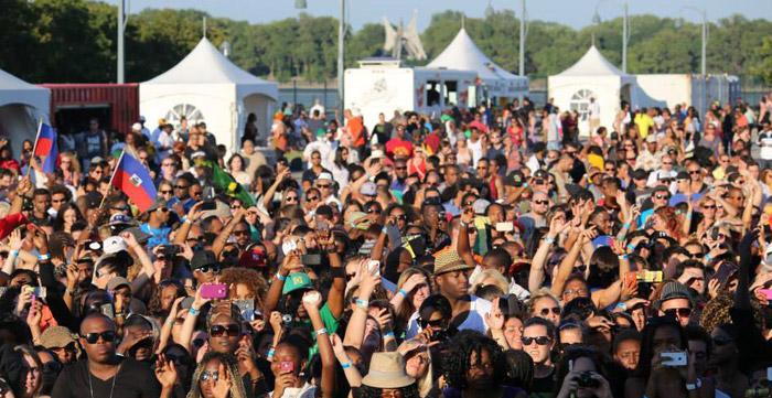 Le Festival international reggae de Montréal  © photo: courtoisie