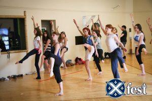 La sixième édition du festival multi danses québécois, le XFest © photo: courtoisie