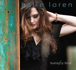 Halie Loren - Butterfly Blue