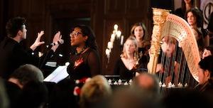 «A Candlelight Christmas» à Noël 2014