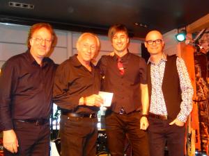 The Aurian Haller Band