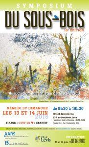 10e édition du Symposium du Sous-bois de l'AARS