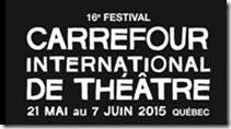 16e Carrefour international de théâtre