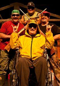 Quatre chasseurs  reviennent au Théâtre de la Dame Blanche