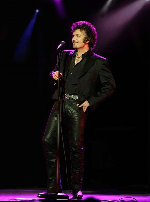 Gino Vannelli © photo: courtoisie