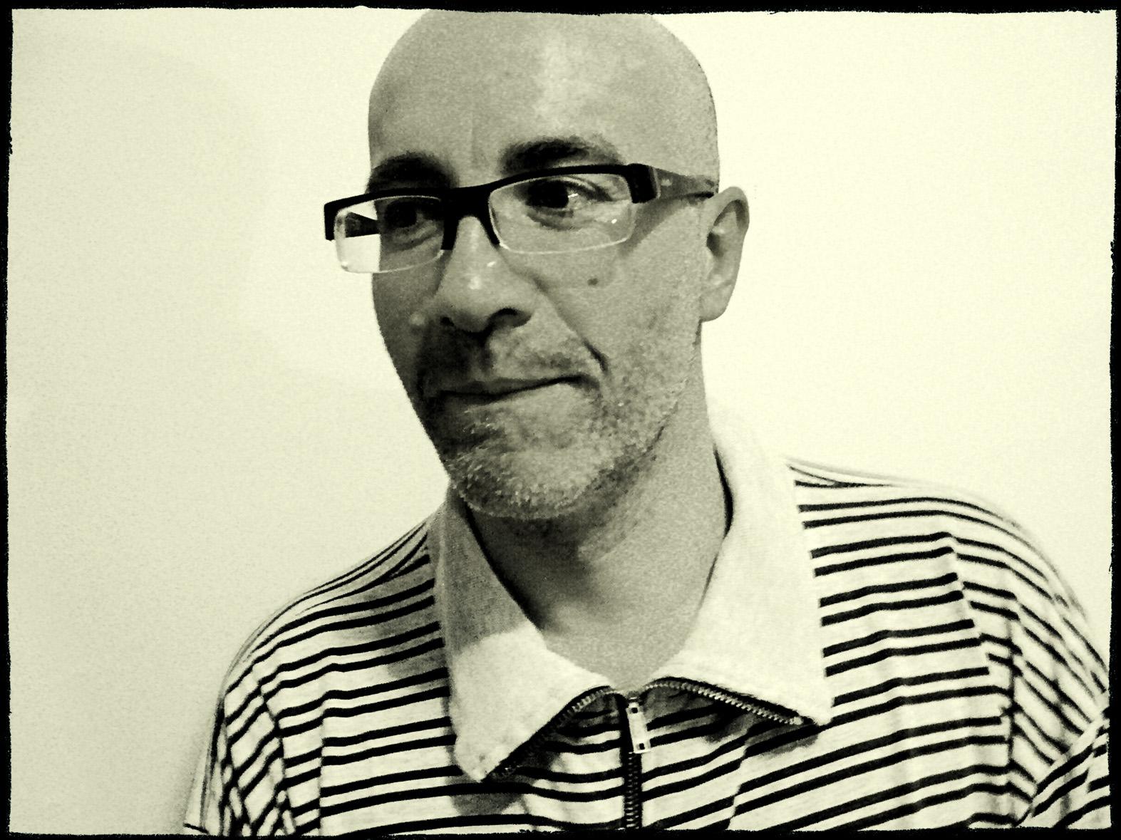Pascal Rabaté (© Futuropolis)