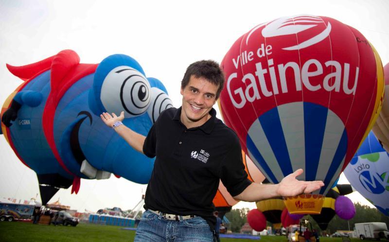 Festival Montgolfières de Gatineau