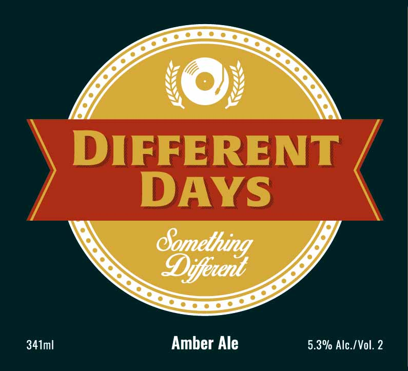 Something Different - Different Days