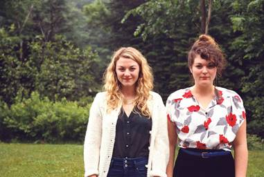 Les soeurs Boulay © photo: courtoisie