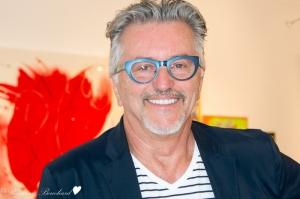 Jean-Jacques Hudon, cofondateur et exposant