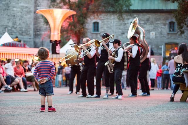 36e édition du Festival International de Jazz de Montréal © photo: Benoit-Rousseau