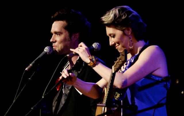 Rufus et Martha Wainwrigh © photo: Lian Lurnson