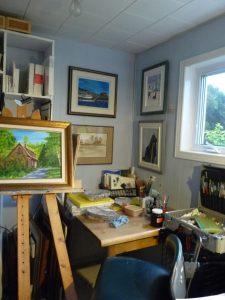 Atelier de Marie-France Boivin