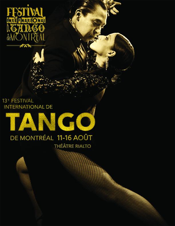 Le Festival International de Tango