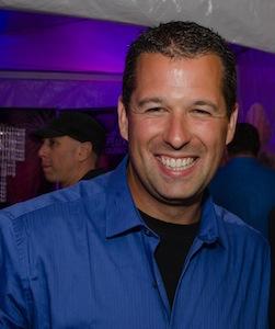 Yann Collin, aide-artificier de La Ronde