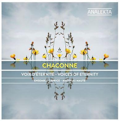 L'Ensemble Caprice présente Chaconne
