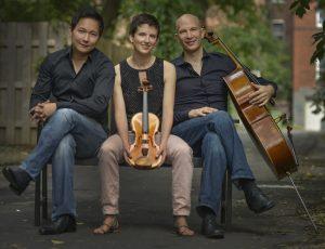 Le Trio Fibonacci  © photo: courtoisie